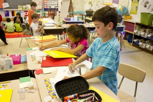 Escuela-montessori crianza con apego
