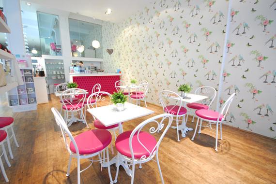 cafeterias para niños