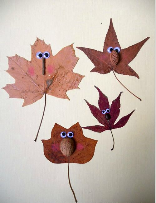 manualidades otoño