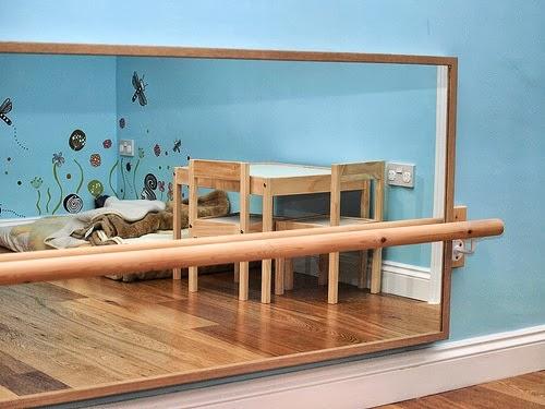 Jugar frente a un espejo por qu crianza con apego natural - Espejo irrompible ninos ...