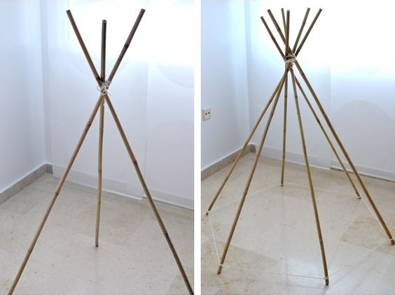 diy tipi indio