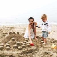 Jugar con arena ¿Qué beneficios tiene?