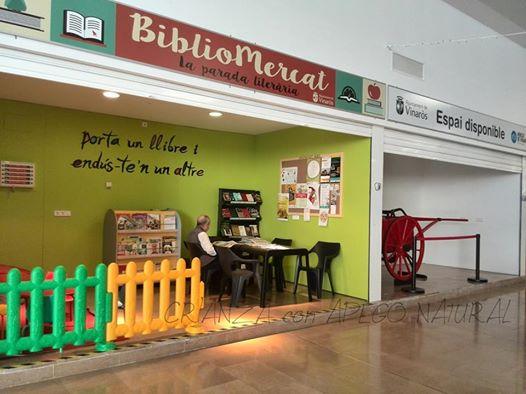 BLIBLIOTECA DEL MERCADO
