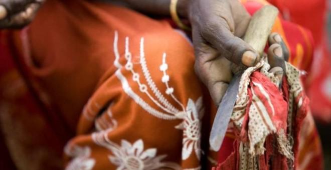 ablación genital femenina