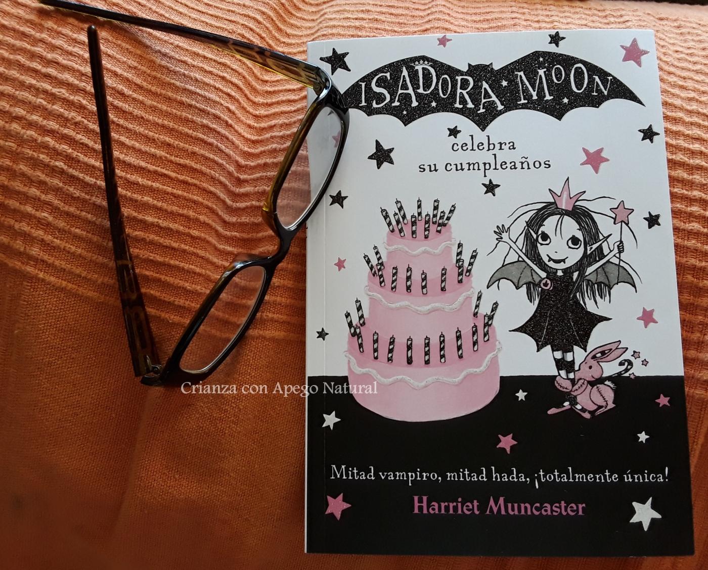 Libro infantil: Isadora Moon celebra su cumpleaños